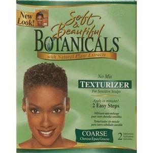 Soft & Beautiful Botanical Texturizer Kit Coarse